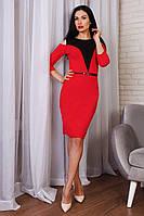 Модное платье красивого фасона