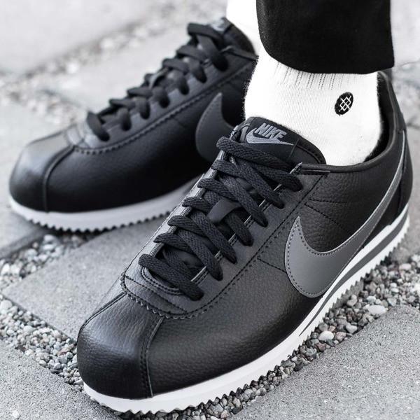 896df448 Оригинальные мужские кроссовки Nike Classic Cortez Leather