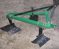 Плуг двухкорпусный ПН-225 для минитрактора, трактора, фото 1