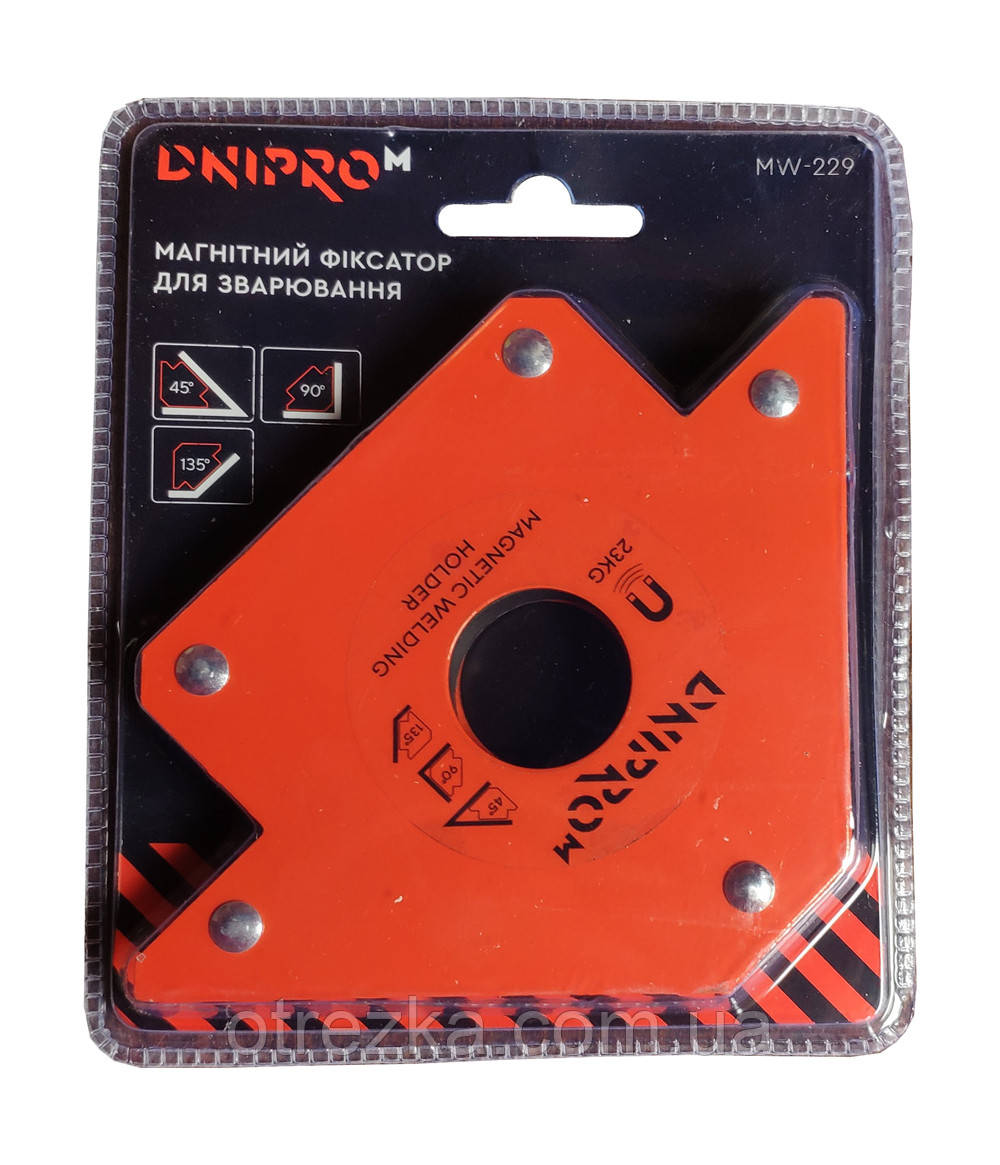 Уголок магнитный средний 13,5х13,5 см. Dnipro-M MW-229
