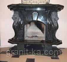Гранитные порталы для каминов, фото 3