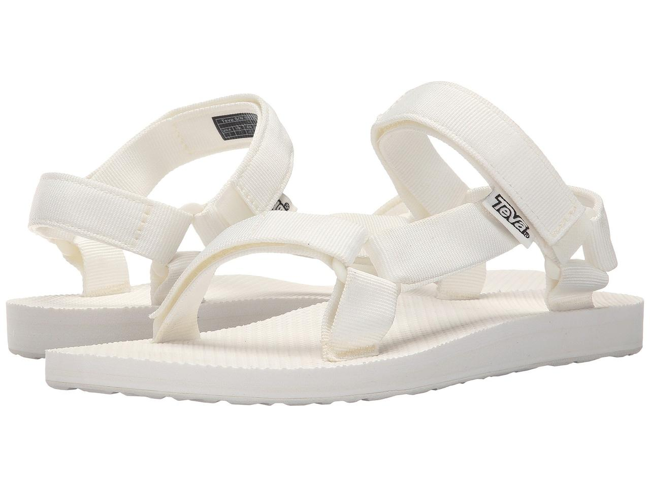 Сандали/Вьетнамки (Оригинал) Teva Original Universal Bright White