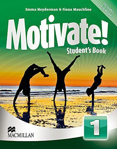 Motivate! 1 Student's Book with DVD-ROM with Digibook