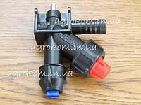 0-100/087/K Форсунка 087 конечная Agroplast для опрыскивателя, фото 1