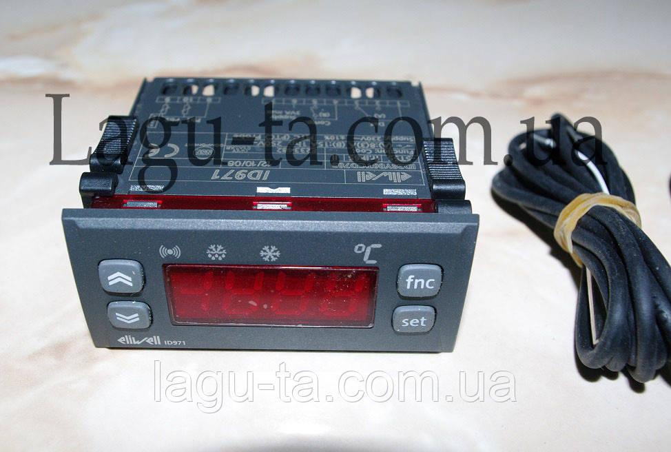ID971Elivel  Контроллер температуры оригинал Италия