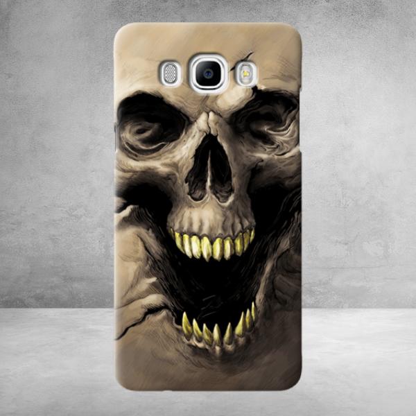 Чехол для Samsung Galaxy j5 2016 Skull