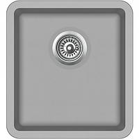 Мойка для кухни гранитная Aquasanita Arca SQA-101W-220 серебро