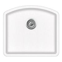 Мойка для кухни гранитная Aquasanita Arca SQA-103W-710 белый