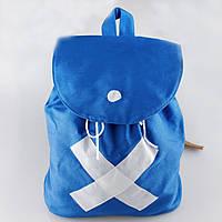 Городской рюкзак. Стильный  рюкзак. Рюкзак в стиле аниме.  Современные рюкзаки.Код: КРСК19, фото 1