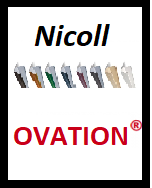 Ovation(Овация) водосточная система от Nicoll
