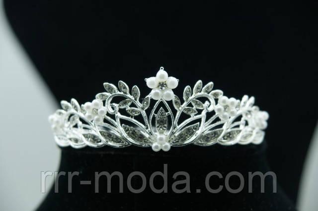 Свадебная бижутерия: Корона - диадема - тиара, Свадебные гребни, Свадебные наборы.