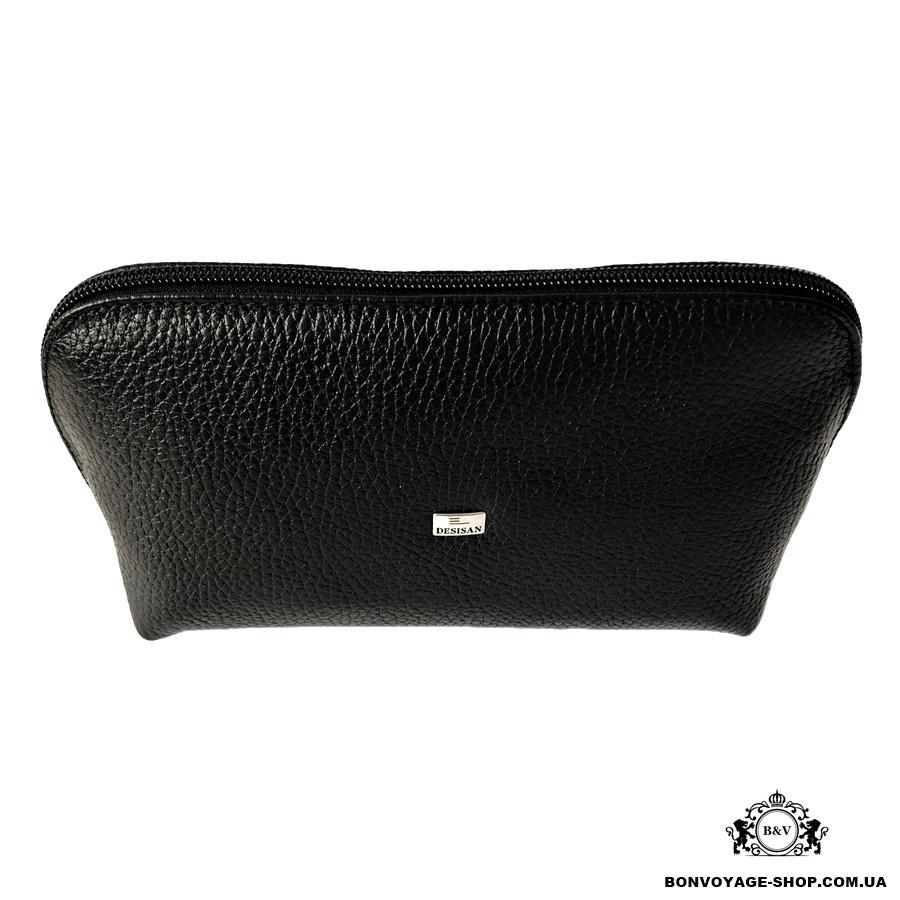 d83e9e0c6fe3 Женская косметичка кожаная Desisan 064-11 - купить по лучшей цене в ...