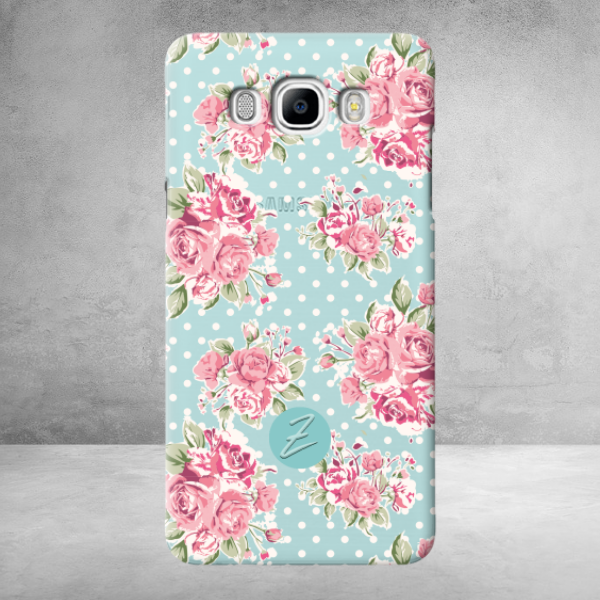Чехол для Samsung Galaxy j5 2016 Rose
