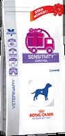 Корм Royal Canin Sensitivity Control Duck Роял Канін Сенсітівіті контроль дієта для собак 14 кг