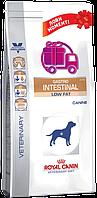 Корм Royal Canin Gastro intestinal Low Fat Роял Канін Гастро інтестінал Лоу Фет дієта для собак 12кг