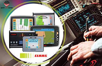 Диагностика, ремонт, прошивка курсоуказателя (агронавигатора, навигатора для поля) CLAAS