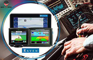 Диагностика, ремонт, прошивка курсоуказателя (агронавигатора, навигатора для поля) RAVEN