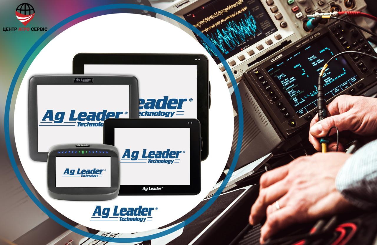 Ремонт, діагностика агронавігатора (системи паралельного водіння, gps навігатора для трактора) AG LEADER