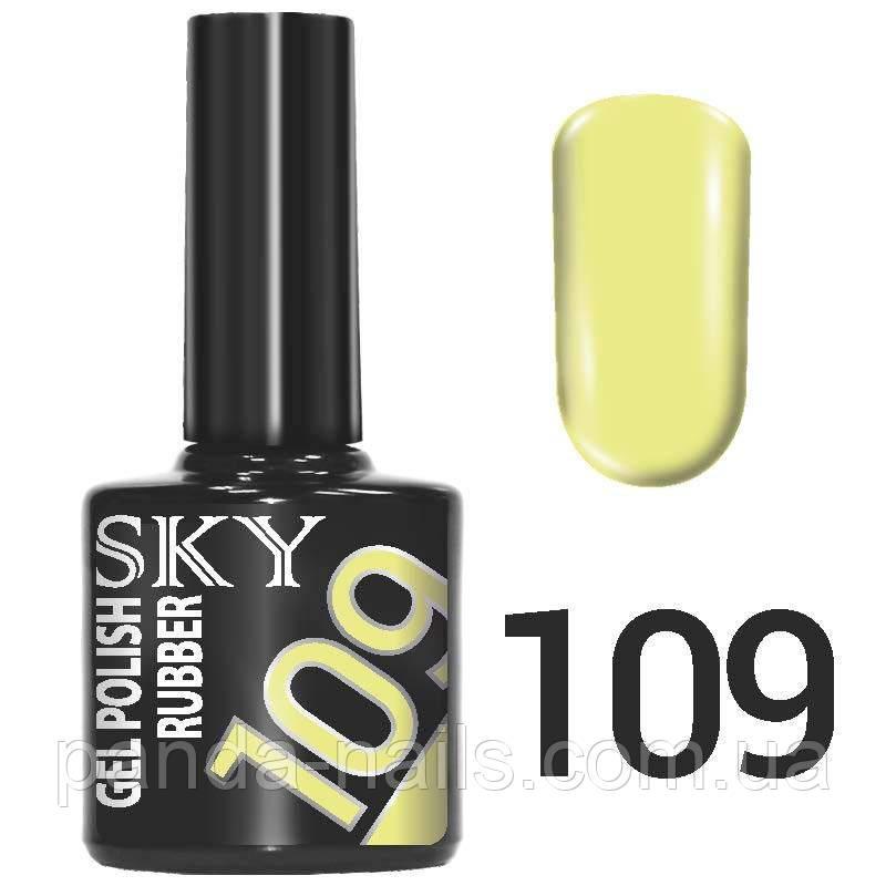 Гель лак SKY 109