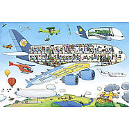 Большой Виммельбух Аэропорт (укр.), Изабель Гёнтген, 10стр., фото 3