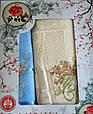 """Подарочный набор полотенец """"Букет ромашек"""" TWO DOLPHINS, Турция , фото 2"""