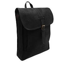 Стильный городской рюкзак мужской Kangol черный