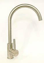 Змішувач для кухні з нержавіючої сталі AISI 304 Germece 0003 (Н3008А)