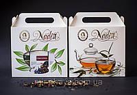 """Подарочный  чайный набор  для мужчин  №8 ж"""", 150 г"""