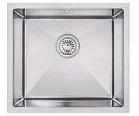 Кухонная мойка Imperial D4645 Handmade 1.2/1.2 мм нержавеющая сталь + СИФОН