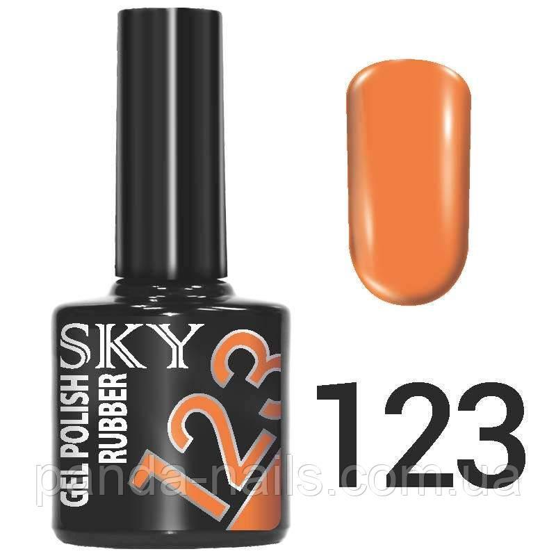 Гель лак SKY 123