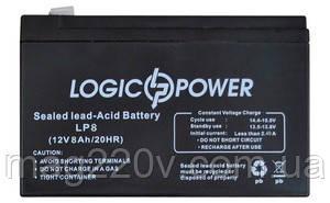 Аккумуляторная батарея AGM LPM 12 - 8.0 AH