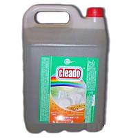 Средство для мытья посуды CLEADO 5л BIONET Венгрия