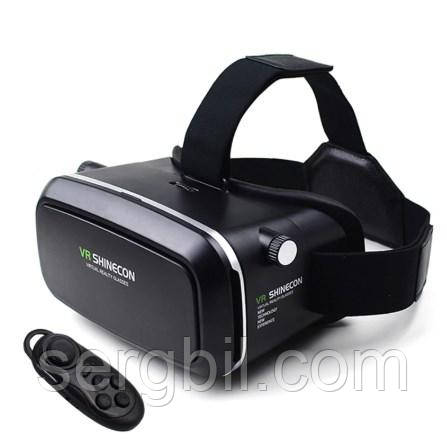 Шолом віртуальної реальності Vr shinecon, з пультом