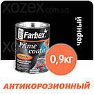 "Грунтовка ""farbex Фарбекс ГФ-021"" антикоррозийная Черная - 2,8кг, фото 2"