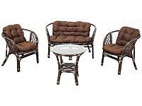 Набор мебели из ротанга Багама Choco Brown