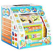 Развивающая музыкальная игрушка-сортер Теремок Play Smart 9196, фото 3