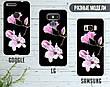 Силиконовый чехол для Apple Iphone XS (Райский цветок), фото 5