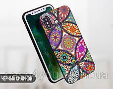 Силиконовый чехол для Apple Iphone XS (Яркая Зендала), фото 2
