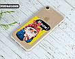 Силиконовый чехол для Apple Iphone XS (Кошка), фото 4