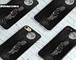 Силиконовый чехол для Apple Iphone XS Max (Космонавт на луне), фото 4