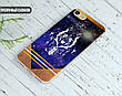 Силиконовый чехол для Apple Iphone XS Max (Талисман Волк), фото 4