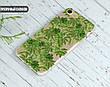 Силиконовый чехол для Apple Iphone XS Max (Банановые листья), фото 4