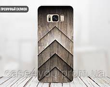 Силиконовый чехол для Apple Iphone XS Max (Минимализм), фото 2