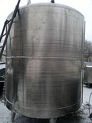 Молочный танк Я1осв 6.3 м куб