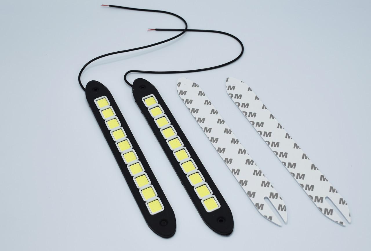Гибкие дневные ходовые огни LED DRL A3