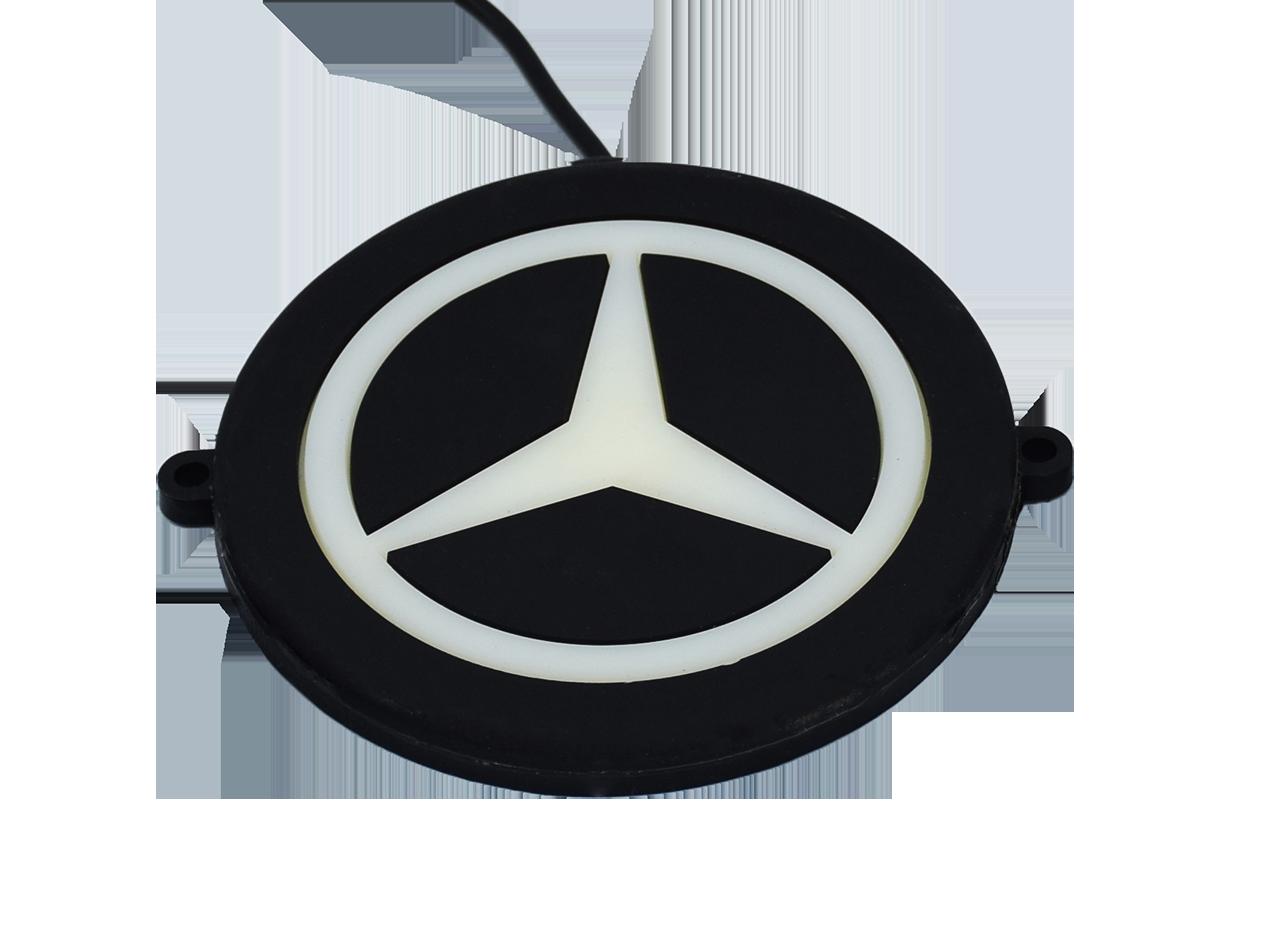 Гибкие дневные ходовые огни LED DRL B3 Mercedes