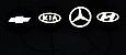 Гибкие дневные ходовые огни LED DRL B3 Mercedes, фото 3