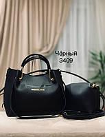 Женская сумка + косметичка ,комплект!!!, фото 2