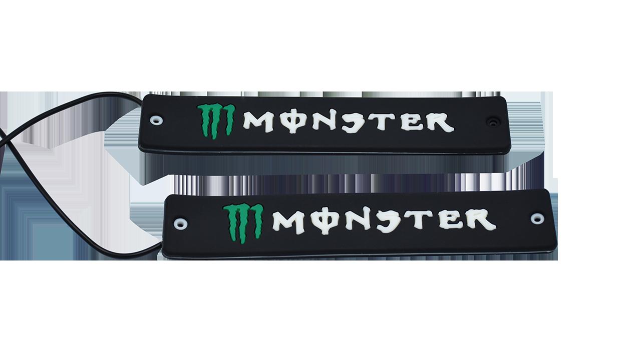 Гибкие дневные ходовые огни LED DRL R11 Monster