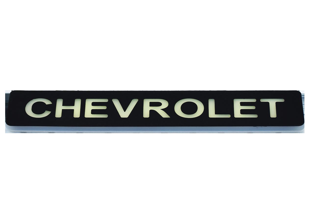 Гибкие дневные ходовые огни LED DRL X8 Chevrolet